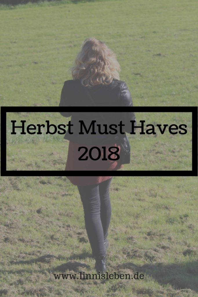 Herbst Must Haves