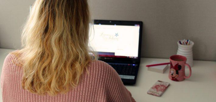 einfacher bloggen