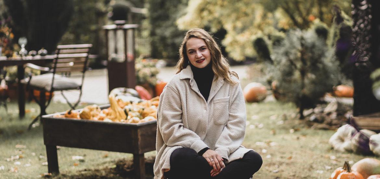 Herbst-Look